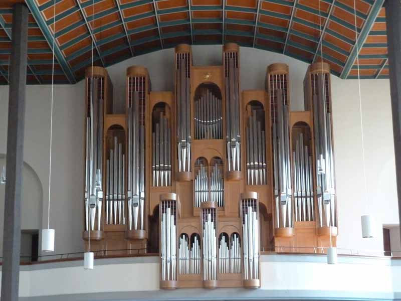 orgel-frontal